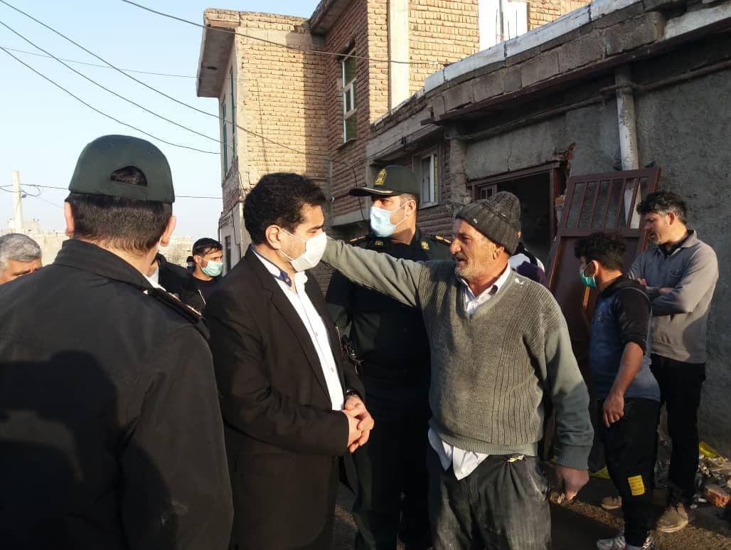 ترقه, انفجار شدید ترقه دستساز خانهای را ویران کرد, رسا نشر - خبر روز