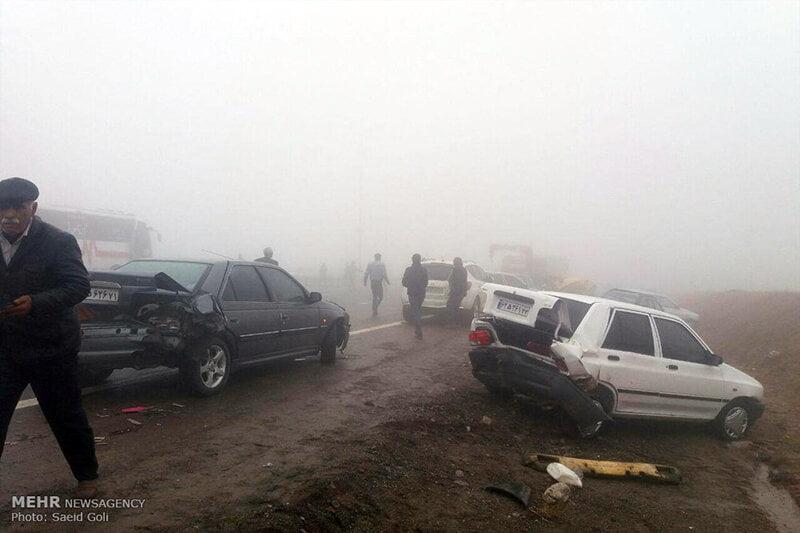 تصادف نوروزی, روزانه ۳۲ نفر در سفرهای نوروزی در اثر تصادف فوت میشوند, رسا نشر - خبر روز