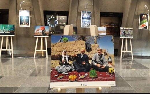 , عکسِ سفرههای هفتسین مردم در برج آزادی, رسا نشر - خبر روز