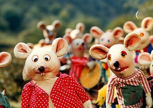 شهر موشها, عکسی قدیمی از «شهر موشها» در اینستاگرام عروسکگردان کلاه قرمزی, رسا نشر - خبر روز