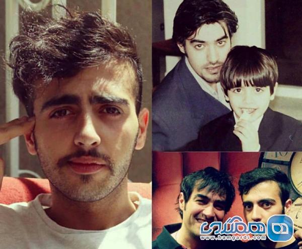 شهاب حسینی, پسر شهاب حسینی در سریال تب سرد بعد از ۱۵ سال + عکس, رسا نشر - خبر روز