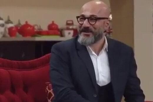 امیر آقایی, کنایه امیر آقایی به کارشناس تلویزیون, رسا نشر - خبر روز