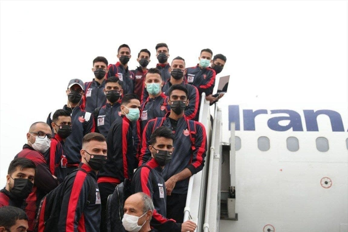 پرسپولیس هند, تا روز گذشته همه چیز برای پروازمان به هند آماده بود, رسا نشر - خبر روز