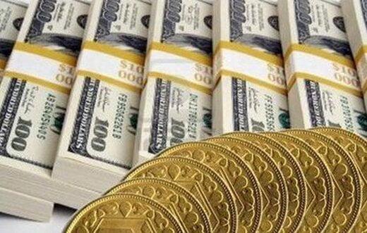 قیمت سکه, قیمت سکه، طلا و ارز ۱۴۰۰.۰۱.۱۵ / دلار باز هم کانال عوض کرد, رسا نشر - خبر روز