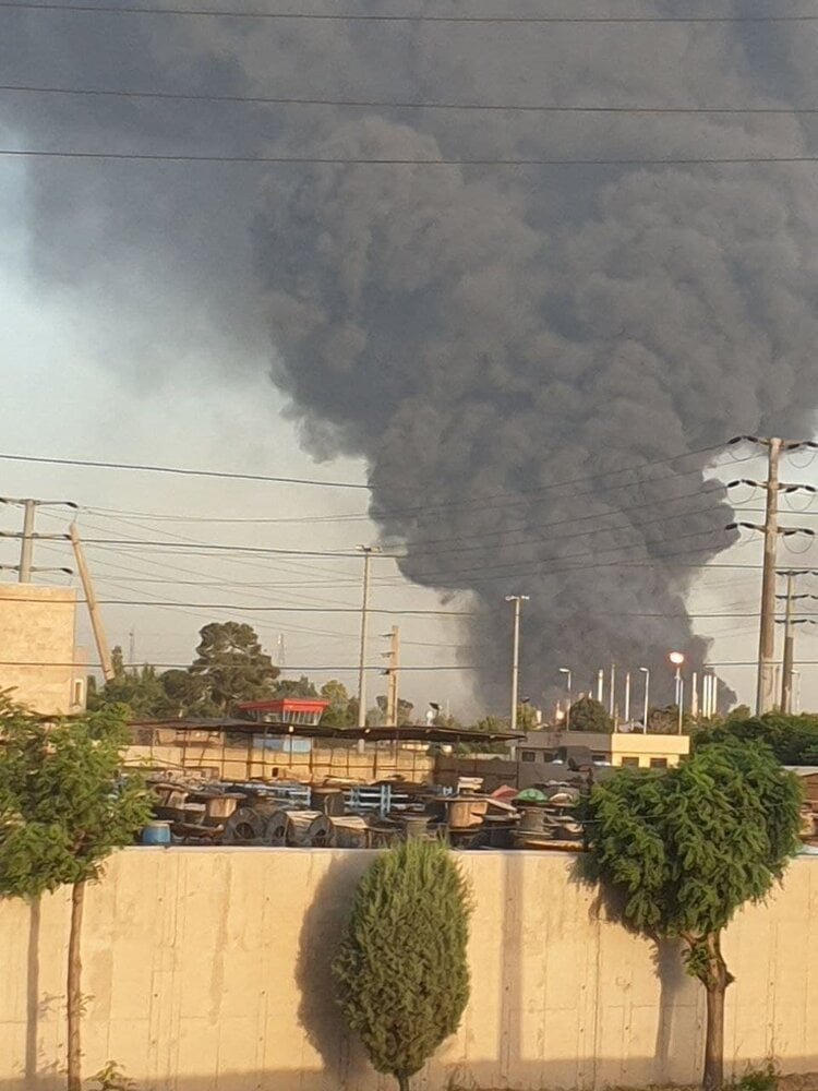 پالایشگاه, آتشسوزی بزرگ جنوب تهران مربوط به کدام بخش پالایشگاه است؟, رسا نشر - خبر روز