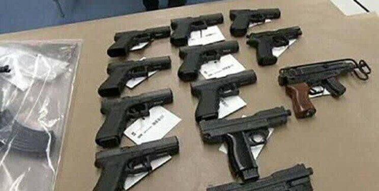 فضای مجازی, باند فروش سلاح در فضای مجازی فروریخت, رسا نشر - خبر روز