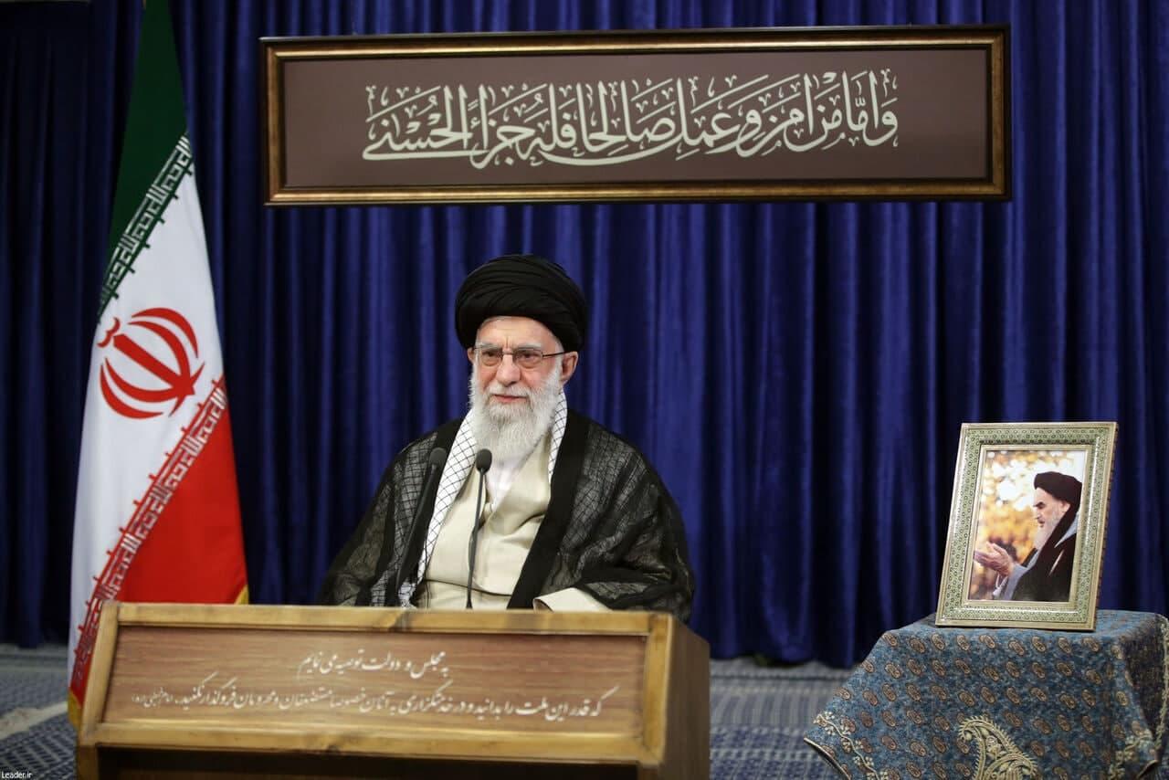 جبران, مقام معظم رهبری: به بعضی افرادی که صلاحیتشان احراز نشد، ظلم و جفا شد/ مطالبه من این است که دستگاههای مسؤول جبران کنند, رسا نشر - خبر روز