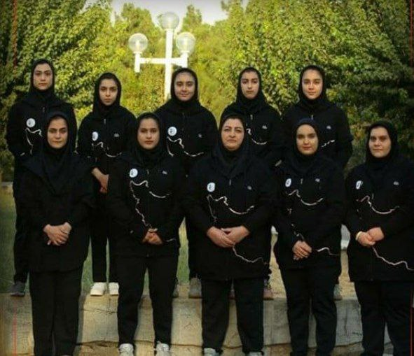 دختران وزنهبردار ایران سوم جهان شدند