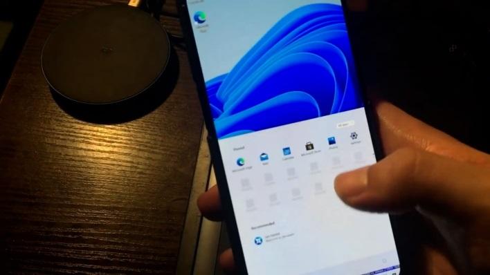 نصب ویندوز ۱۱ روی گوشیهای اندرویدی