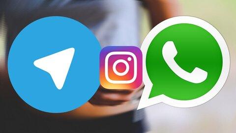 آخرین خبرها از اختلال و قطعی اینستاگرام، واتساپ و فیس بوک (به روز می شود)